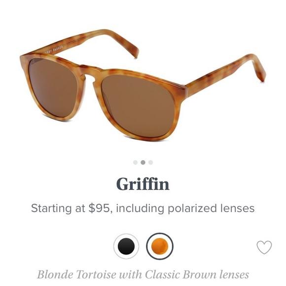 ff98305325 Warby Parker Griffin Sunglasses. M 5a654dfb739d4874d408cd9d